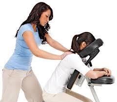 Chair Massages